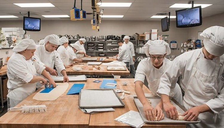 Kcc Carries The Distinction Of Being A Fully Accredited Insute Both Earning Place Among Top 50 Culinary Programs And Having Received An Acfefac