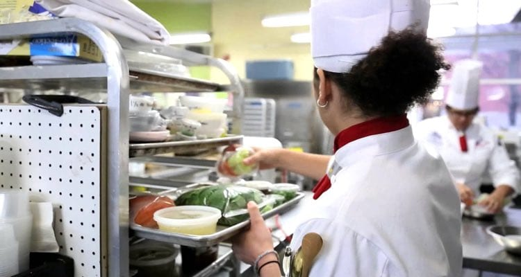 Only A Short Drive From The Bustling Culinary World Of New York City Ciny Allows Students To Gain Valuable Hands On Experience While Pursuing Their