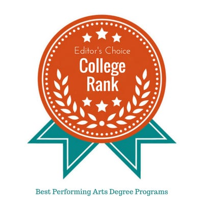 The 20 Best Performing Arts Degree Programs College Rank
