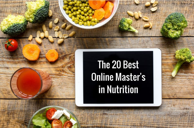 Nutrition best college degree 2017