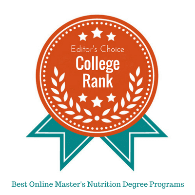 The 20 Best Online Master's in Nutrition - College Rank