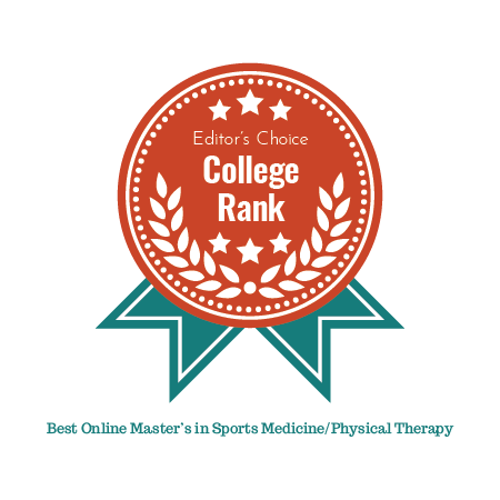 Best Online Master's in Sports Medicine/ Physical Therapy