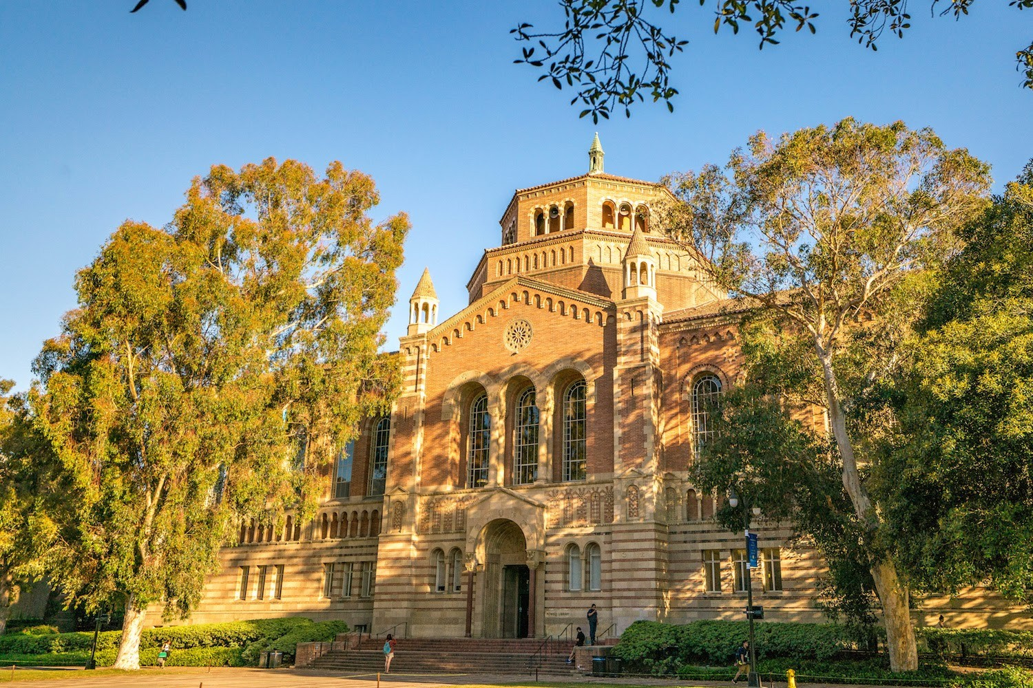 Most beautiful college campuses: University of California Los Angeles