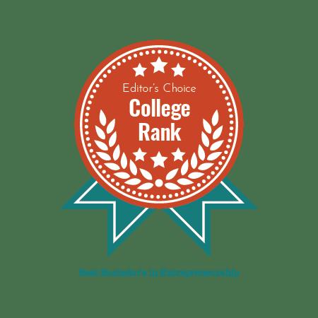 Best Bachelor's in Entrepreneurship