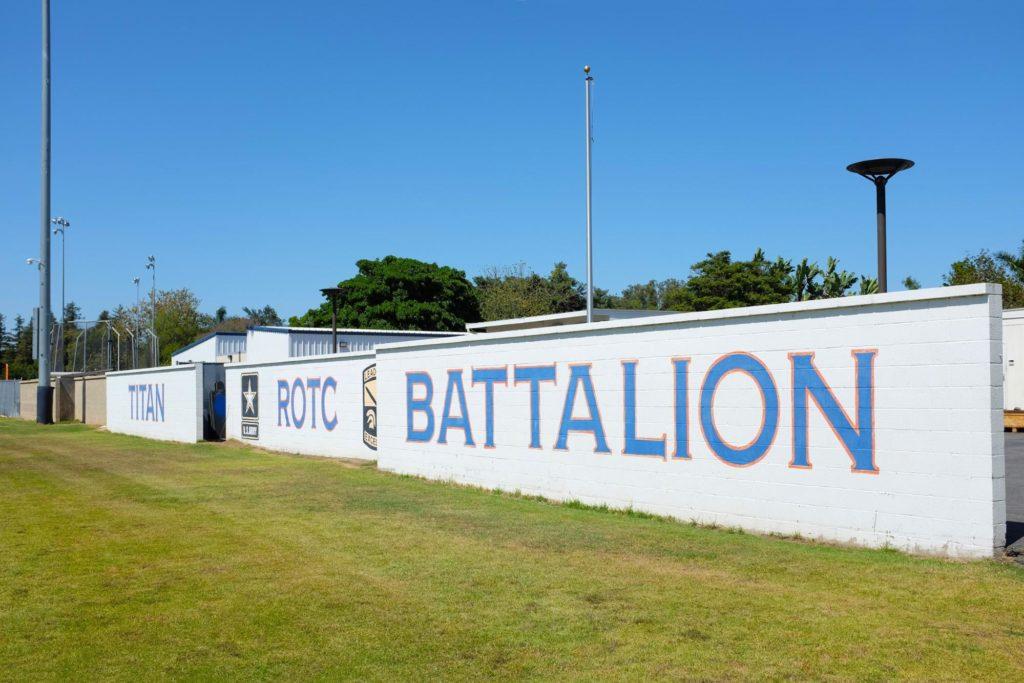 Titan Battalion wall
