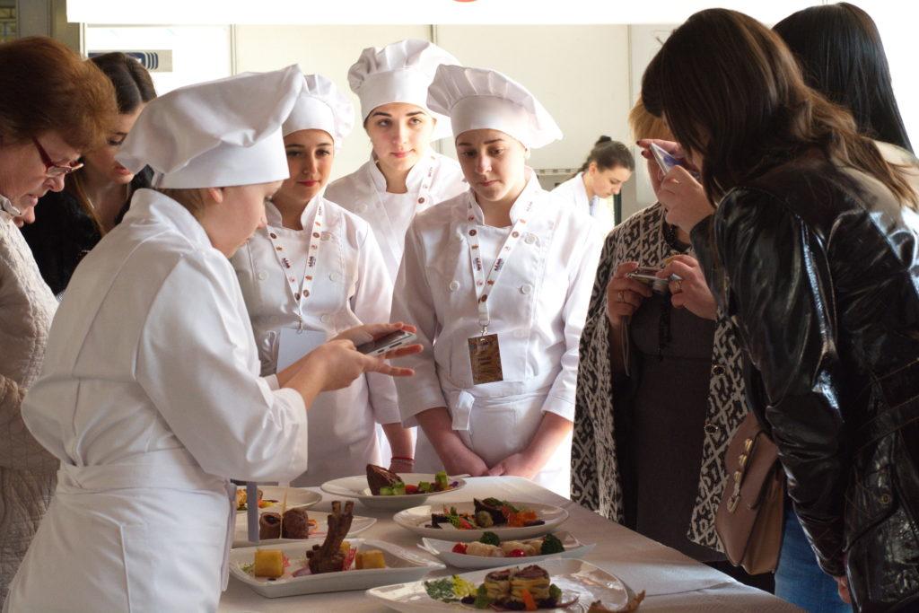 Culinary arts major